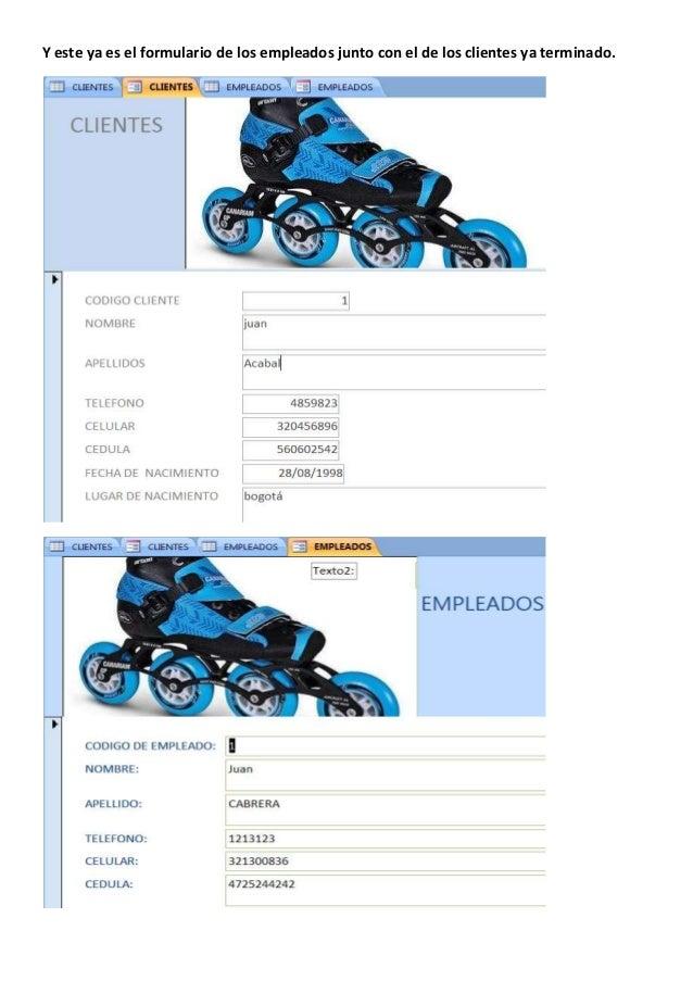 Acces formularios Slide 3