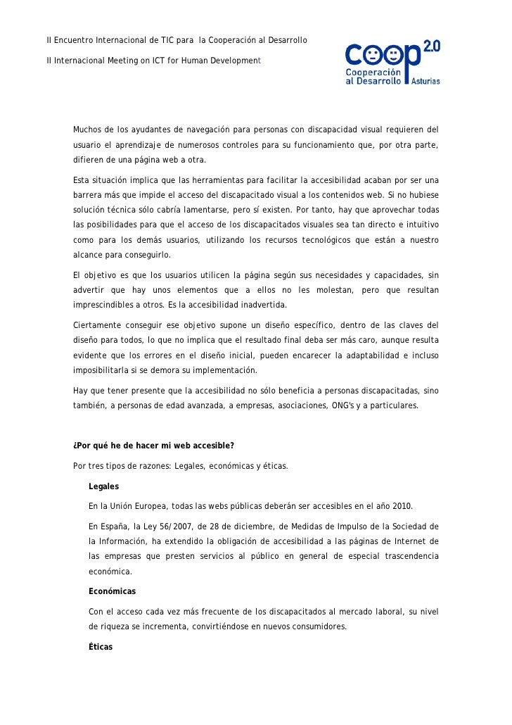 Accesibilidad Inadvertida, Paola Daniela Pérez Slide 2