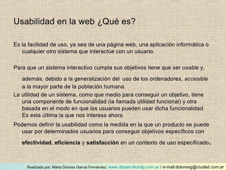 Accesibilidad DIM-Usabilidad I Slide 2