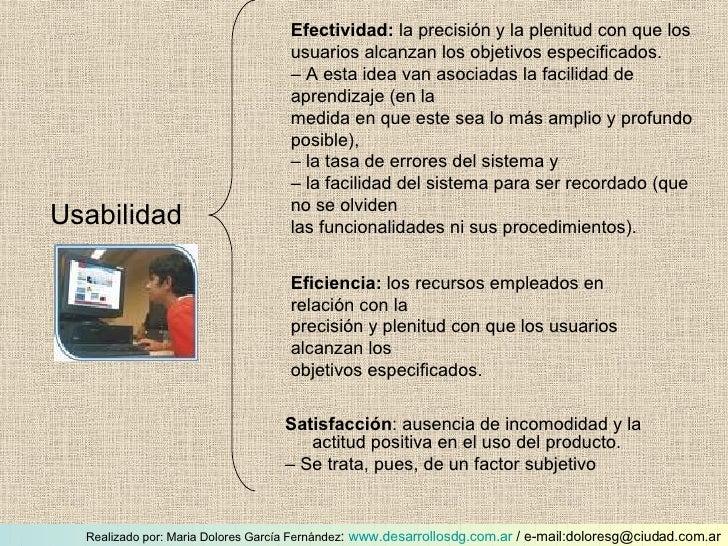 Accesibilidad DIM-Usabilidad I Slide 3
