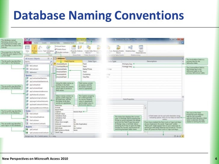 Determining a good naming convention for your network