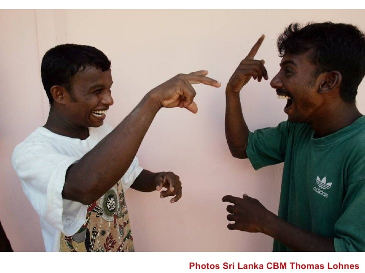 Photos Sri Lanka CBM Thomas Lohnes