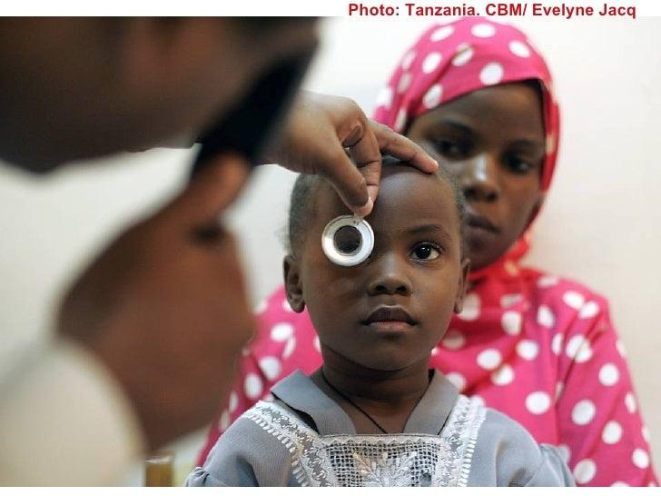 Photo: Tanzania. CBM/ Evelyne Jacq