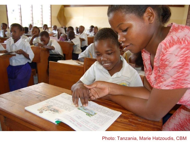 Photo: Tanzania, Marie Hatzoudis, CBM