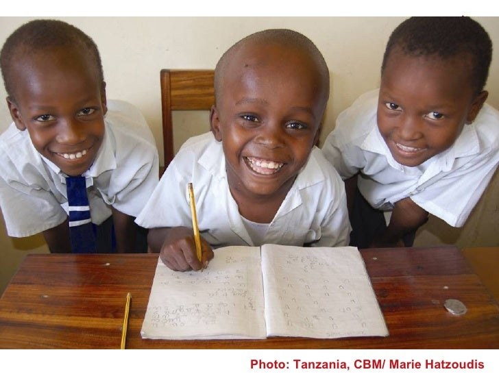 Photo: Tanzania, CBM/ Marie Hatzoudis