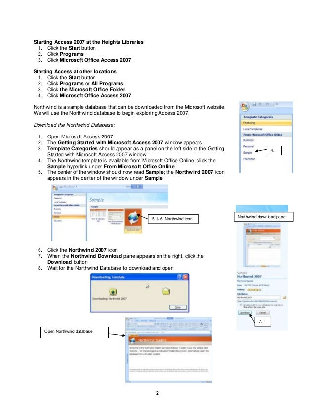 Access2007 part1