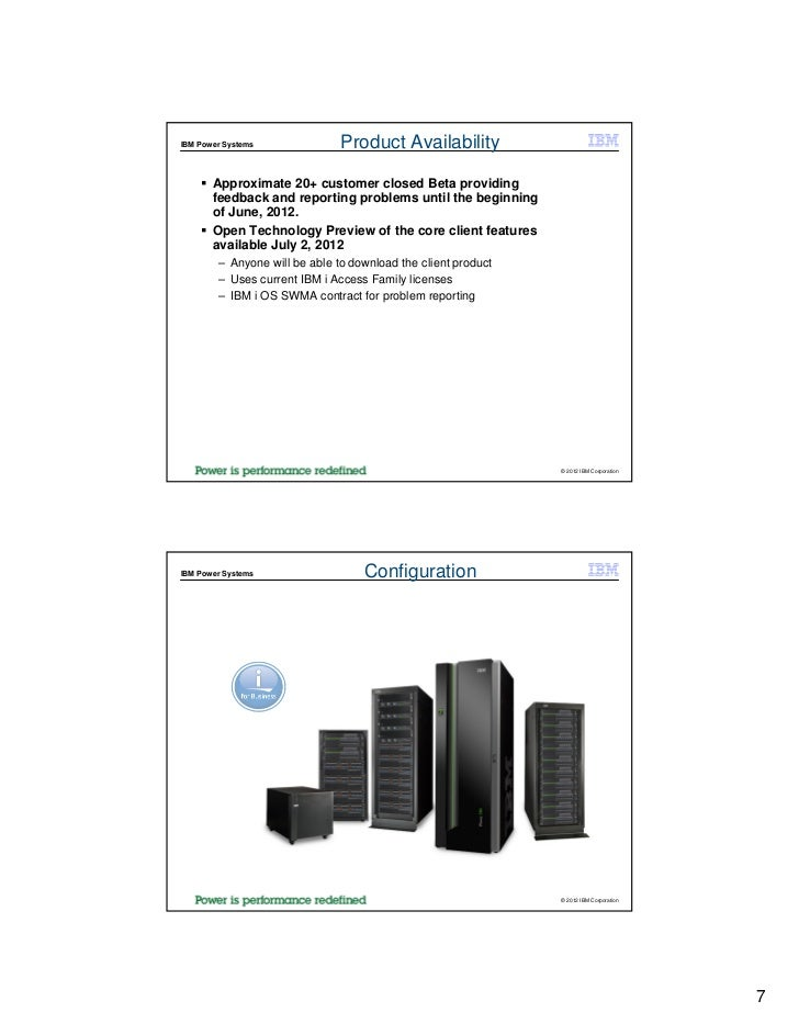 Access client solutions overview