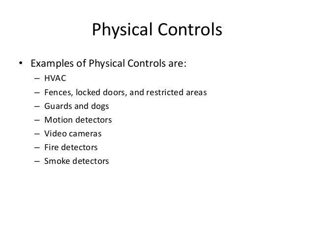 Access Control Presentation