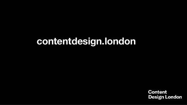contentdesign.london