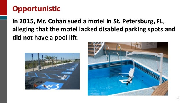 Accessibility For the Disabled Combatting the Cottage Industry of AD. Adas Place Motel Cottages   xtreme wheelz com