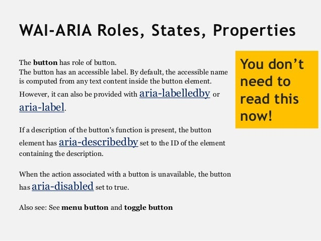 Accessibility patterns testable requirements during early design
