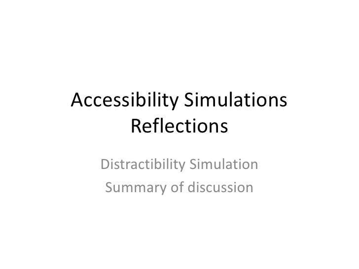 NURSING STUDENTS' REFLECTIONS ON SIMULATION EXPERIENCES