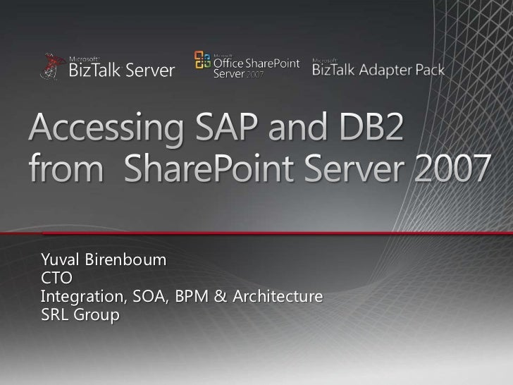 Accessing sap and_mainframe_data_and_applications_via_share_point
