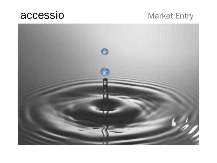 accessio   Market Entry