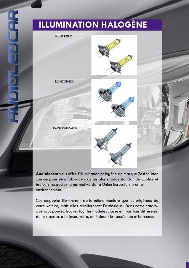 KIT 4 AMPOULE HALOGENE EFFET XENON H7 2 W5W SMD POUR AUDI A3 8L