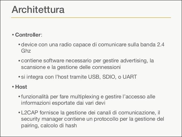 Realizzare Accessori iOS con Bluetooth Low Energy e Arduino