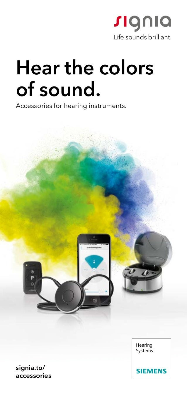 Siemens Hearing Aid Accessories In Gurgaon