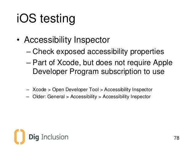 iOS and Android accessibility APIs (AccessU 2017)