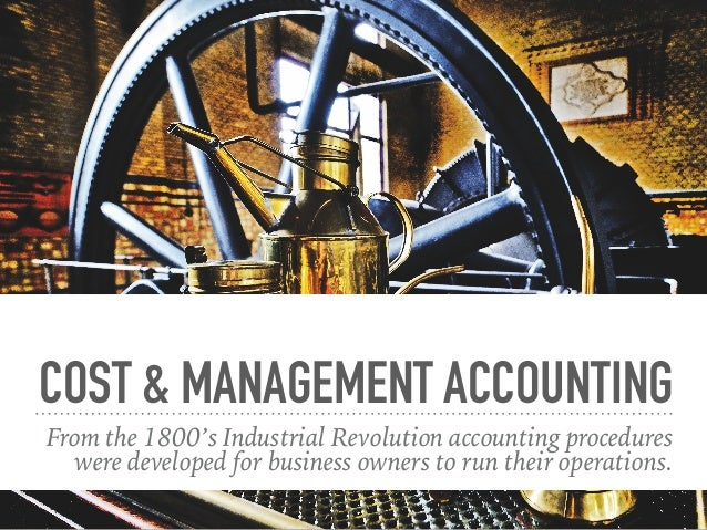 evolution of financial accounting _____ chapter 1: internal auditing: history, evolution, and prospects  of a formal internal audit function to which these  with accounting and financial.