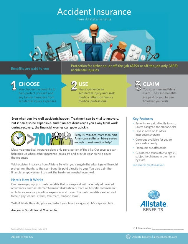 Allstate Accident Insurance This Is How Allstate