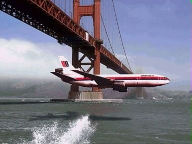 Airplane accidents