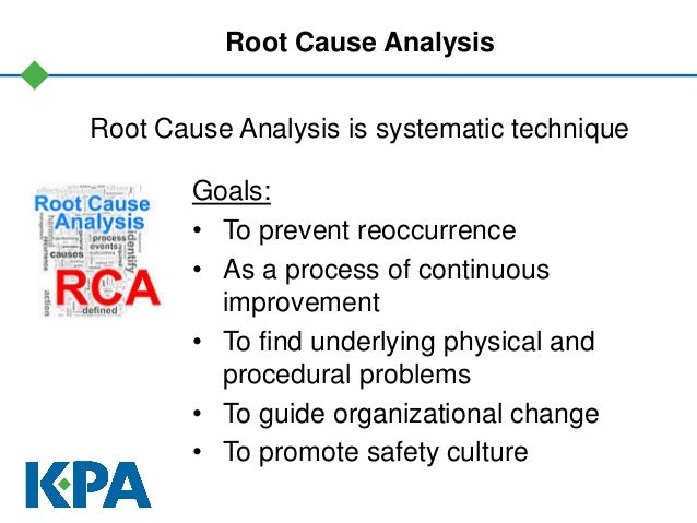 Root Cause Analysis of a Sentinel Event Essay Sample