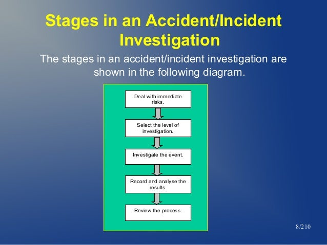 identify the correct procedures for recording and reporting accident incident injuries signs of illn