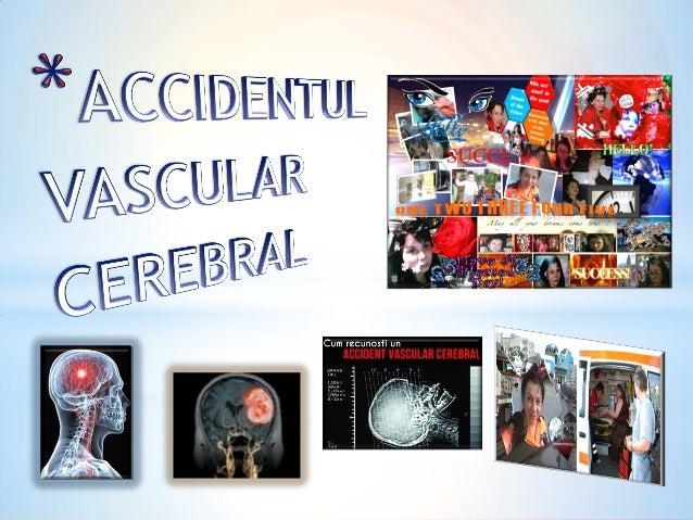 Accidentul vascular cerebral (AVC) este o urgenta medicala si o cauza principala de deces peste tot in lume, inclusiv in R...