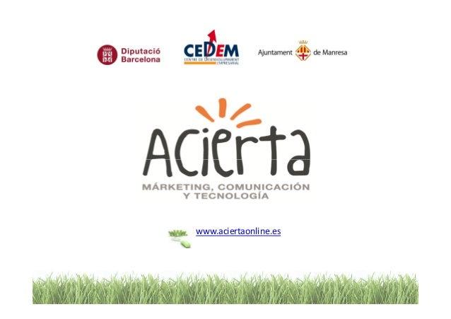 www.aciertaonline.es