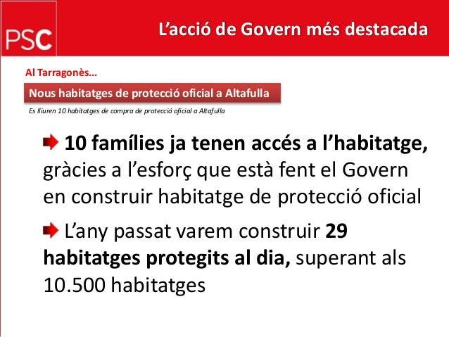 L'acció de Govern més destacada El transport públic arriva a tot arreu al Vallès Oriental El Govern posa en marxa una nova...