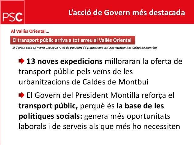 Accions del Govern la Generalitat (n.2)
