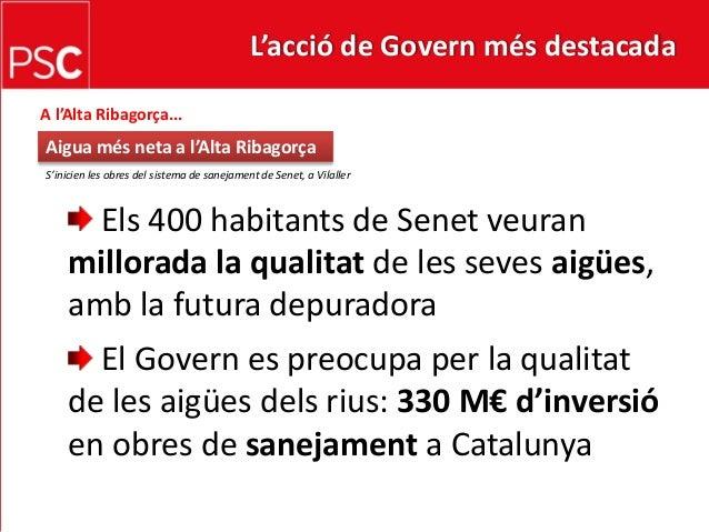 L'acció de Govern més destacada Nou Centre d'atenció primària a l'Hospitalet del Llobregat El Govern inaugura el nou CAP d...