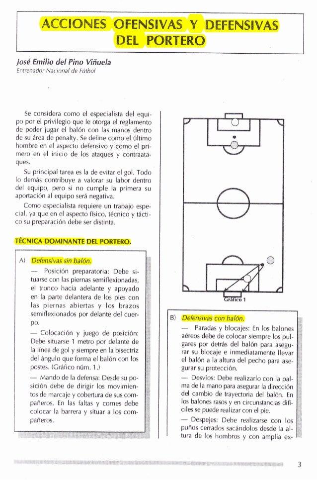 losé Emilio del Fino ViñuelaEntrenadcsr Nar.ional de FútbolSe considera como el especialista del equi-po por el privilegio...