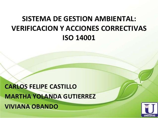 Acciones correctivas y acciones preventivas Slide 2