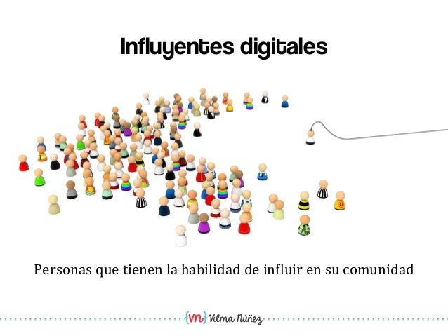 Cómo crear acciones y eventos con bloggers e influencers Slide 3