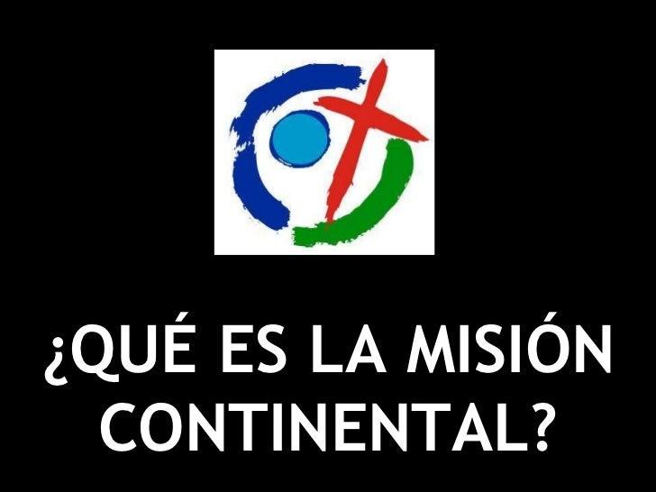 A partir de un encuentro personal y comunitario con Jesucristo Cuyo objetivo fundamental es poner a la Iglesia, y a todos ...