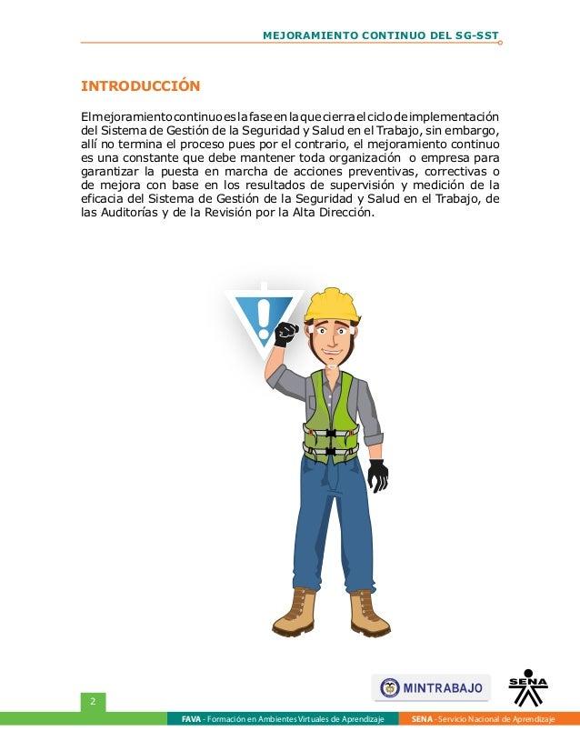 Accion preventivas y correctivas en el sg sst Slide 2