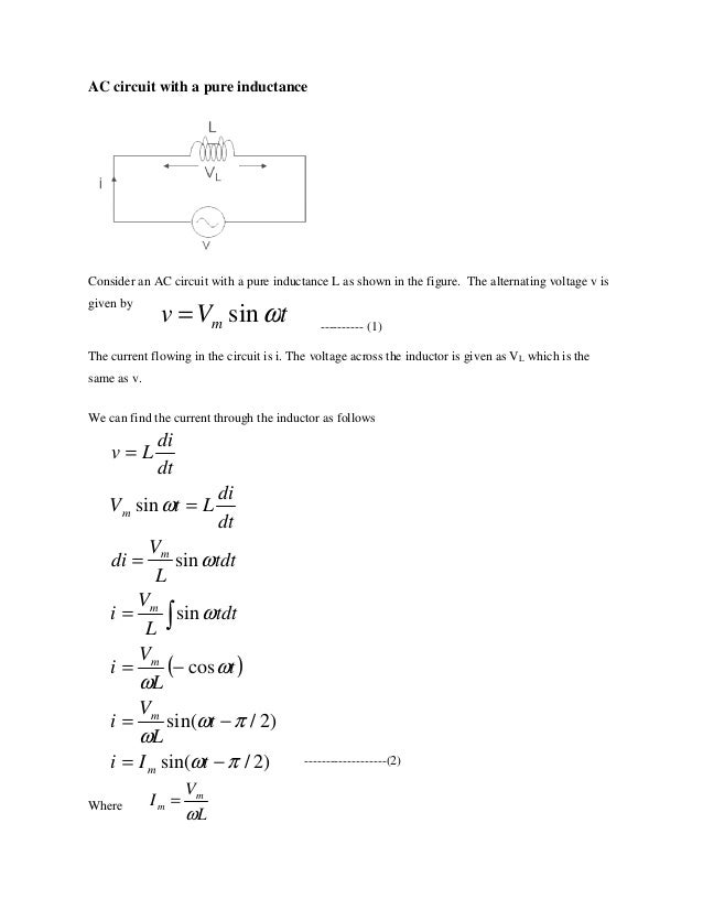 Alternating Current Circuit By Corcoran Pdf