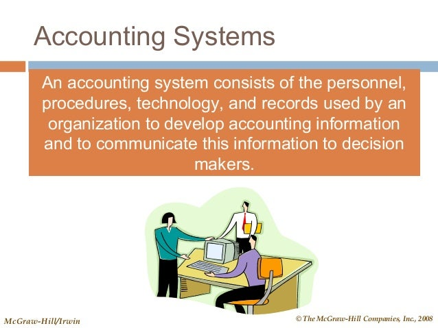 The use of accounting information in decision making