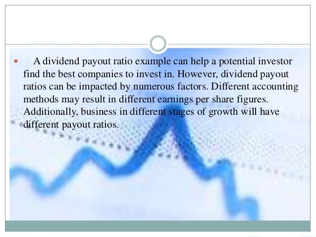 how to find dividend payout ratio
