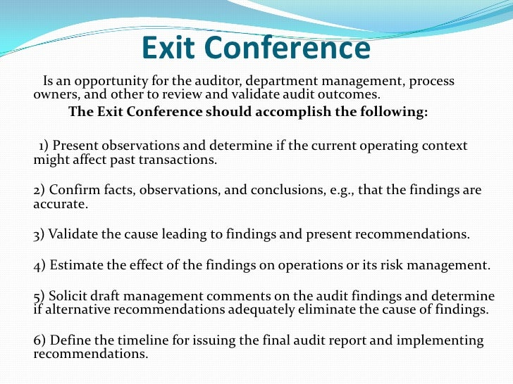 mill operation findings and recommendations essay How to write an impactful audit report o link similar findings and align with recommendations o provide clarification without excessive detail and jargon.