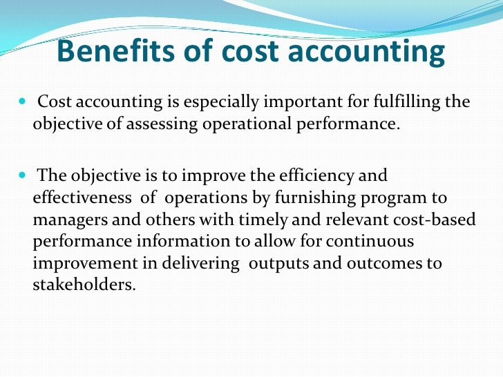 Cost Accoounting, Managerial Accounting, Financial Accounting