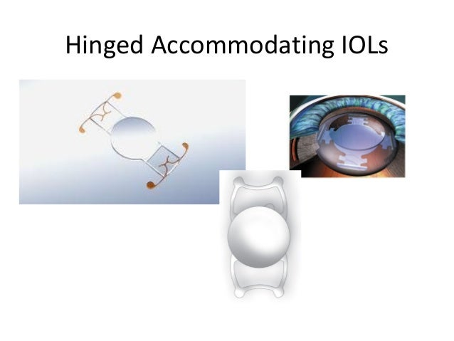 Accommodating iols types of skin