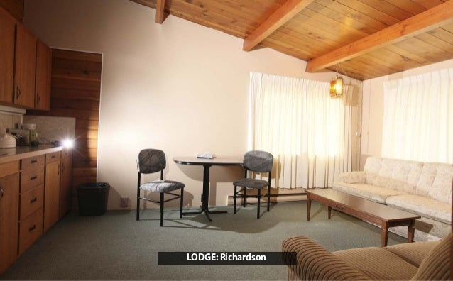 LODGE: Richardson