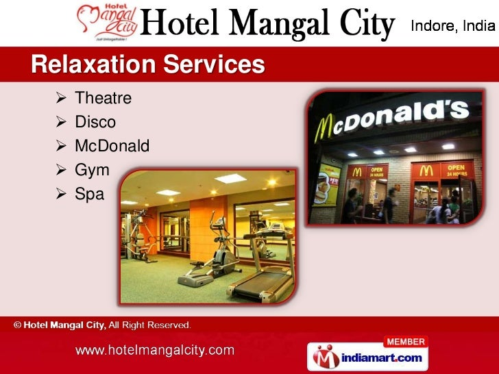Mangal City Hotel Indore