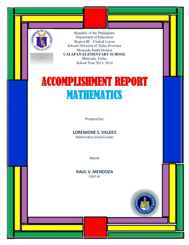 Republic of the Philippines Department of Education Region III – Central Luzon Schools Division of Tarlac Province Moncada...