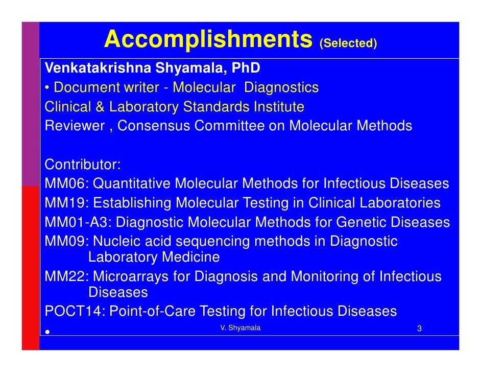 diagnostic nucleic acid microarrays approved guideline