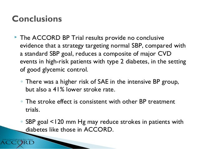 Effect of Intensive Versus Standard Blood Pressure Control ...