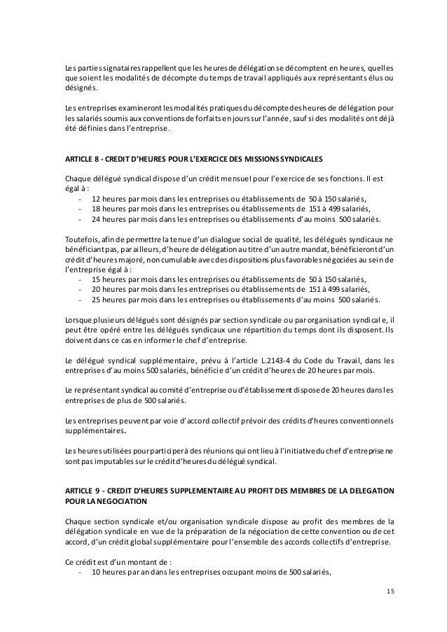 Idcc 176 Accord Dialogue Social Cp 07 07 16