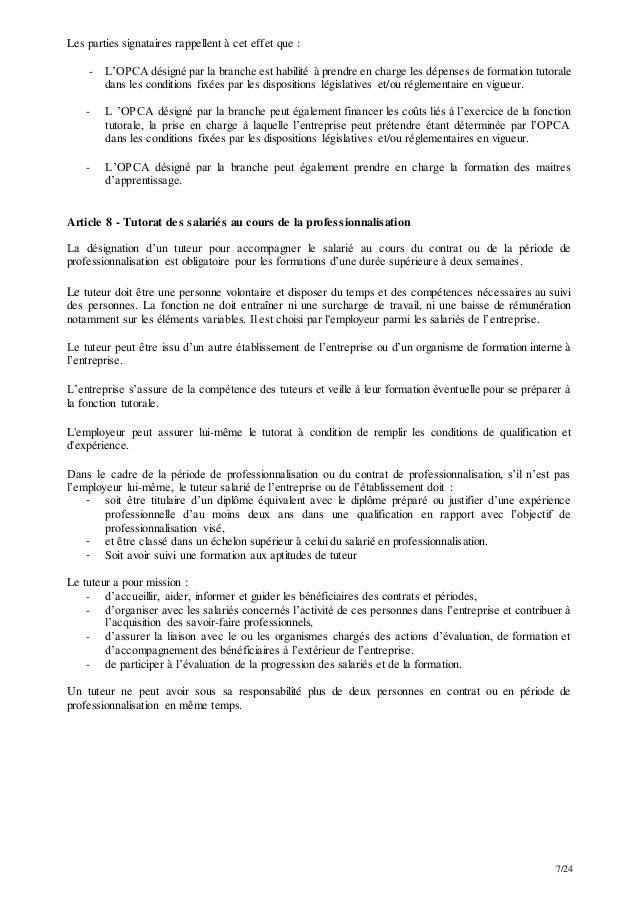 Idcc 1517 La Formation Professionnelle Dans Les Commerces Non Aliment